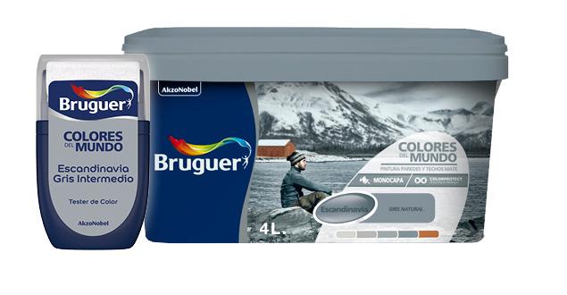 Bodegón foto - Colores del mundo - ¿Qué colecciones de color están disponibles en los testers de color? - Tester Bruguer