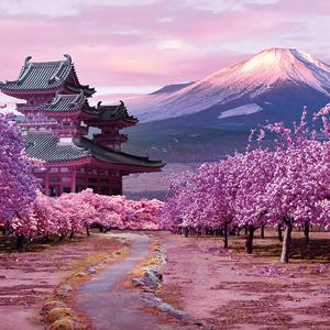 foto - Japón - página - colores - del -mundo - Bruguer