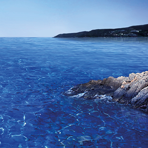 foto - Mediterraneo - página - colores - del -mundo - Bruguer