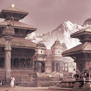 foto - Nepal - página - colores - del -mundo - Bruguer