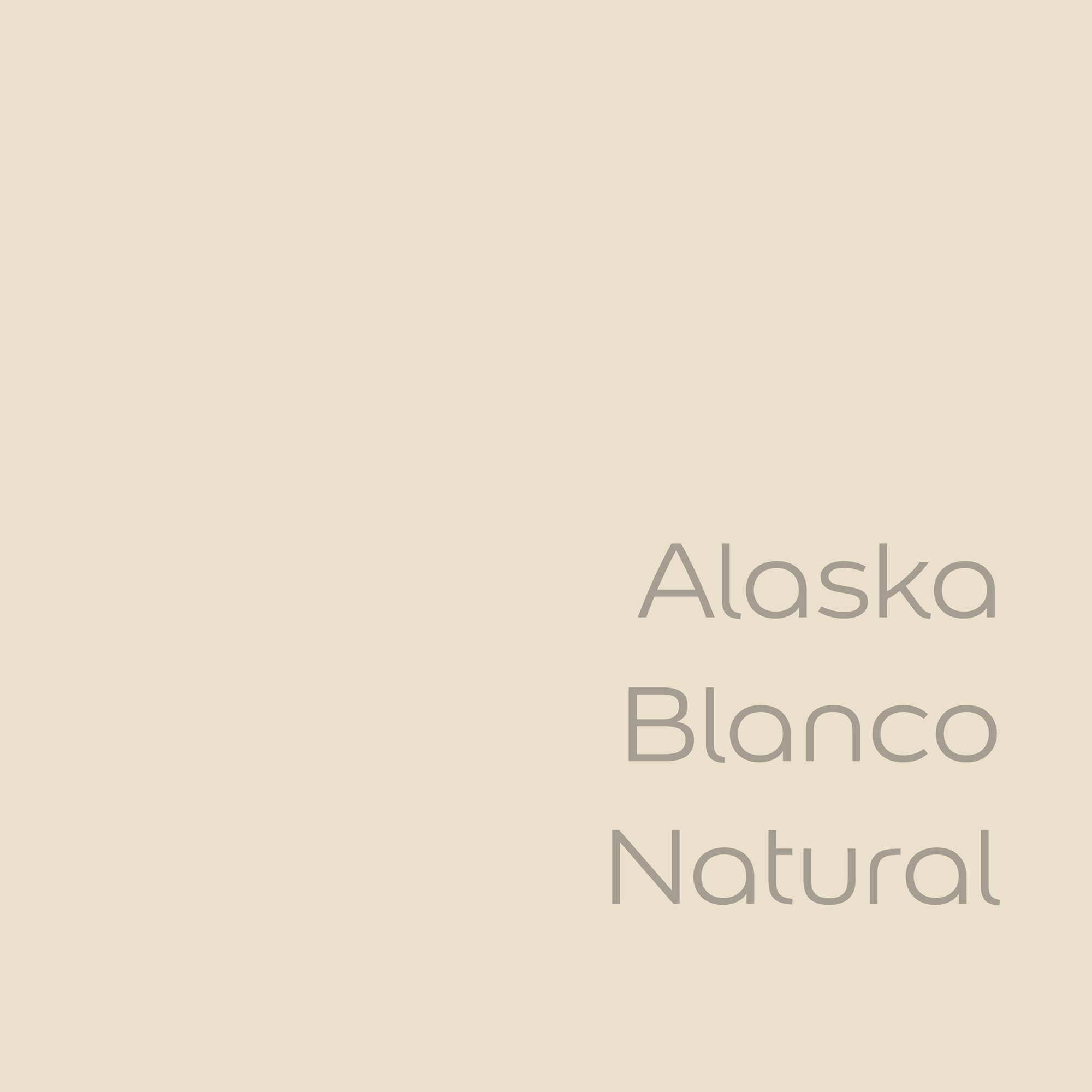 Tester de color de pintura bruguer cdm alaska blanco natural color