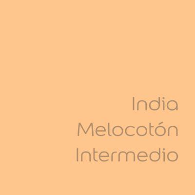 tester de color de pintura bruguer cdm india melocoton intermedio color