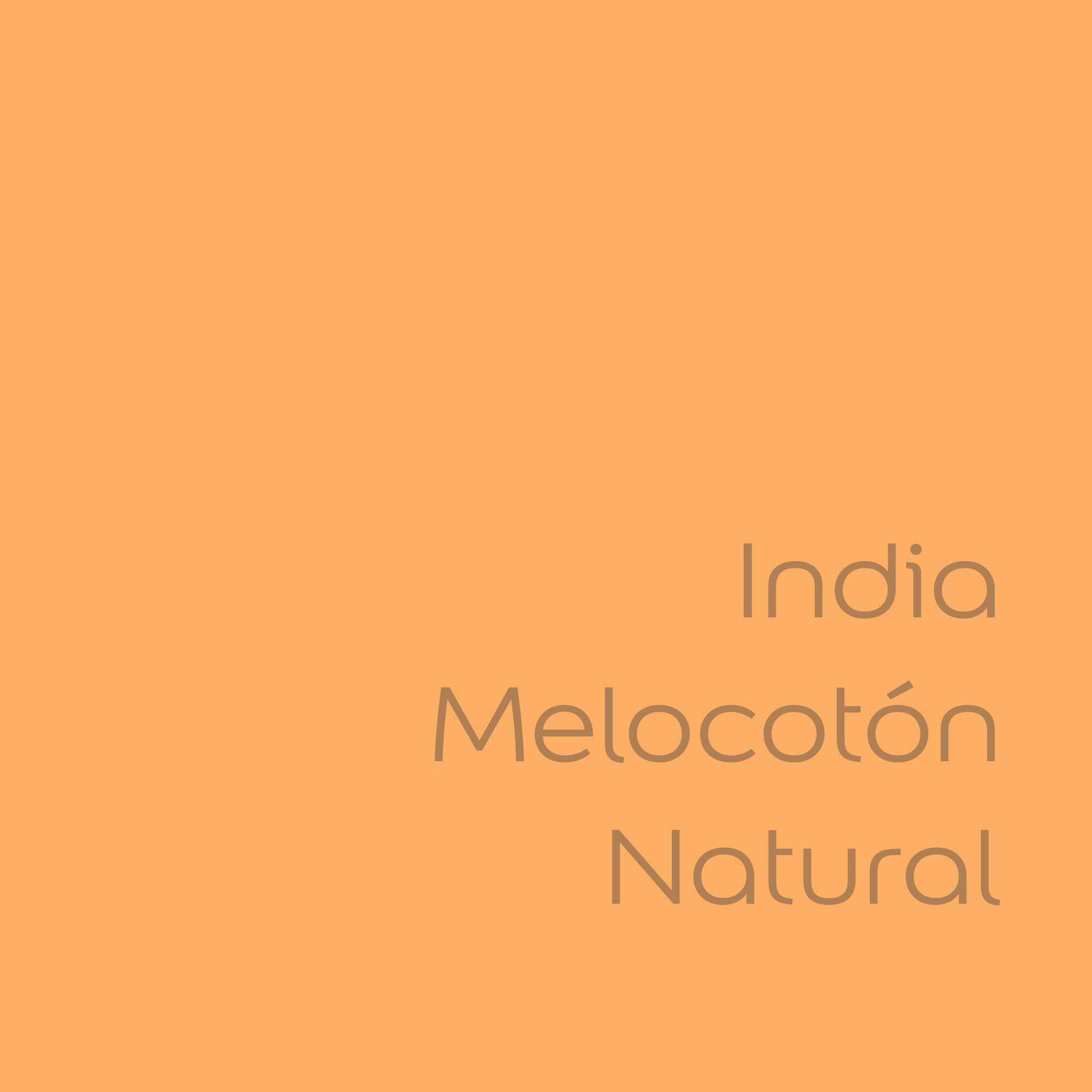 tester de color de pintura bruguer cdm india melocoton natural color