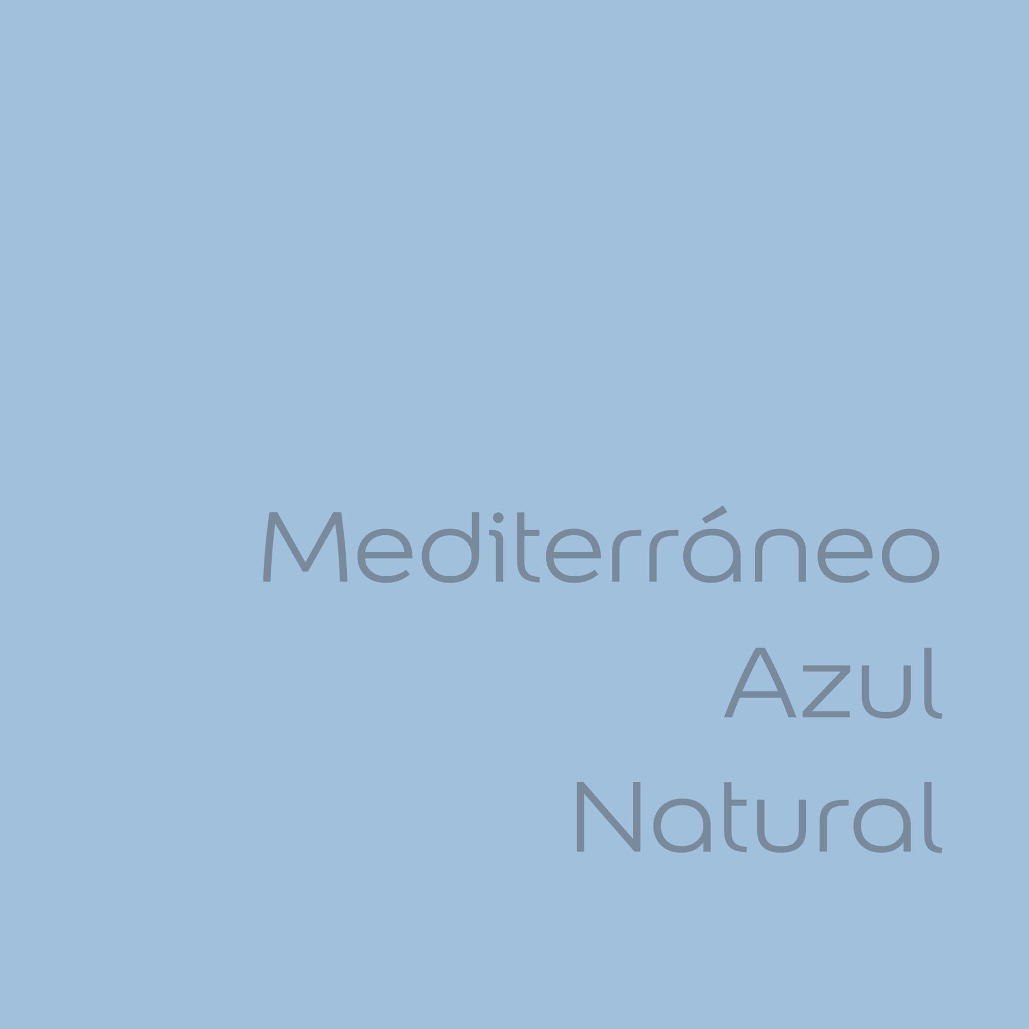 tester de color de pintura bruguer cdm mediterraneo azul natural color