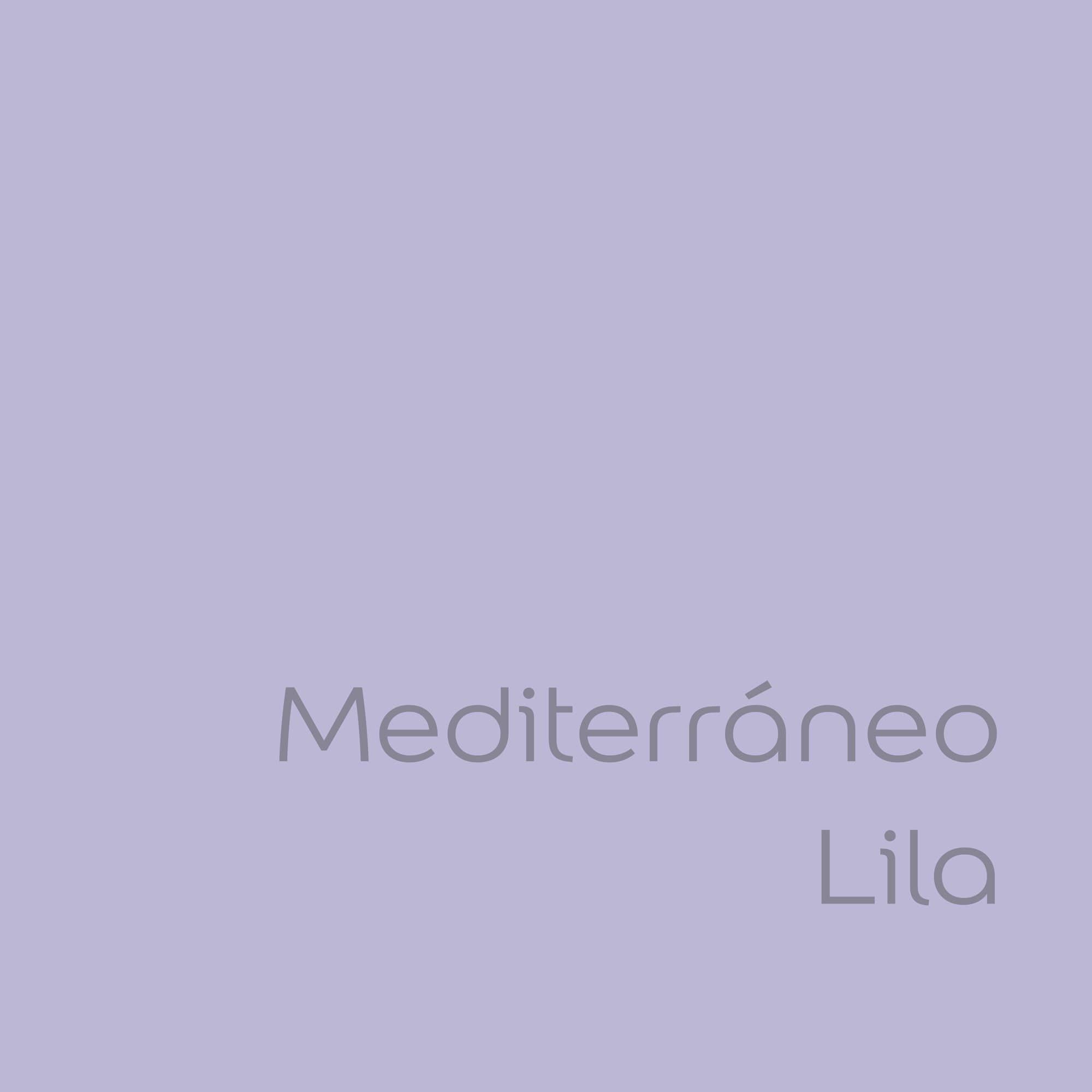 tester de color de pintura bruguer cdm mediterraneo lila color