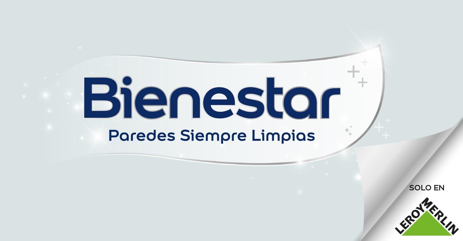Bienestar - Leroy - Merlin - Bruguer - Paredes - Siempre - Limpias